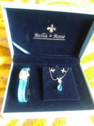 Conjunto 3 peças Bella & Rose