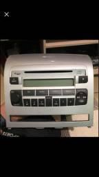 Rádio original Fiat
