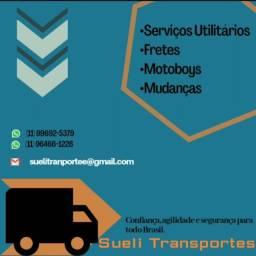 Mudancas e Transportes