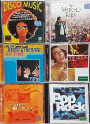 Cd Pop rock - Uol - Disco - Padre Marcelo Rossi R$ 2 cada
