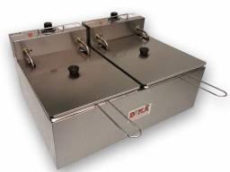 Fritadeira elétrica 12 litros