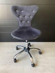 Linda cadeira de quarto ou escritório