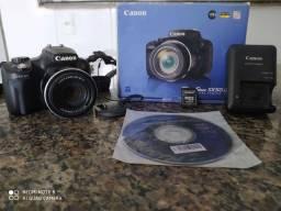 Câmera Canon profissional SX50HS