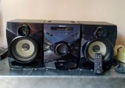 Mini System Sony MHC-ESX6 Potência de 300w Rms
