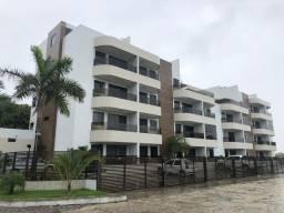 Apartamento no litoral sul da paraíba, 2 quartos, varanda