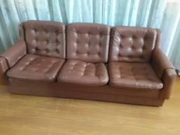 Jogo de sofá antigo