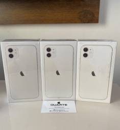 iPhone 11 Apple 128GB BRANCO 1 Ano de Garantia