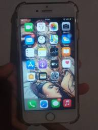 IPhone 7 rose Gold 128Gb Top   Zeroo funciona tudo só /bio  off