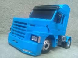 Scania 113 azul