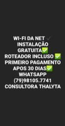 Wi-Fi DA NET
