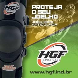 Joelheira Trilha / Motocross HGF