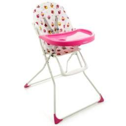 Cadeira de alimentação para menina