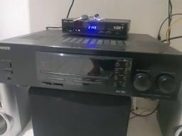 Receiver Kenwood KR-A5080