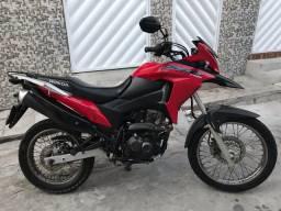 Honda xre 190 com abs moto de garagem!!!