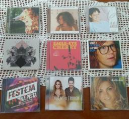 Coleção de CD'S originais