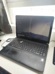 Notebook Sony Vaio Fit 15F Home Office e Games