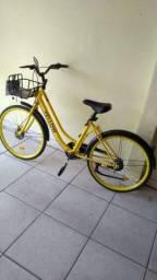 Bicicleta YELLOW Caloi