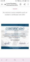 Manutenção de celular curso online com diploma