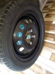Troco rodas aro 15 em rodas aro 13