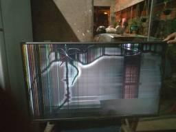 TV retirar peças