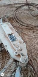 Guincho de Alanca tipo talha 3.200 kg com cabe aço de 10 metros