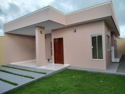 Belíssima Casa Residencial Moradas do Sol no Araçagy / Terreno Grande / Opção de 2 & 3 Qts