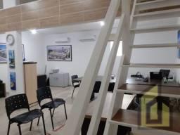 Ms5 Sala comercial com mesanino mobiliada Otima localização