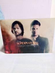 Vendo Box de DVDs da série Supernatural