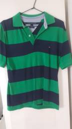 4 camisas polo (seminova) marca Tommy Hilfiger *Original