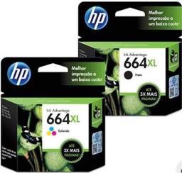 Cartuchos HP664XL Remanufaturado