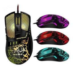 Mouse Gamer 2400dpi X Zhang Xz-913