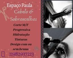 Paula cabeleireira e designer
