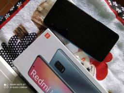 Xiaomi redmi note 9s versão 128g 6g de RAM