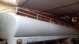 Vendo tanque pipa d'água 10.000 LT