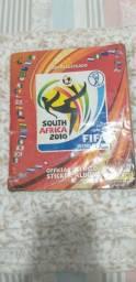 Álbum Copa do Mundo 2010 completo