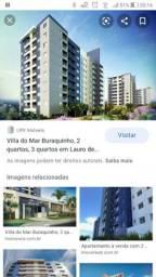 2/4 Villa Do Mar novíssimo