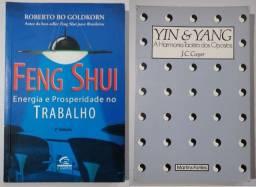 Livros de Feng Shui / Yin & Yang / Signos