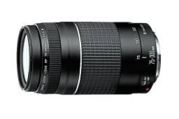 Lente EF 75-300mm f/4-5.6 III