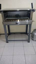 Vendo forno industrial a gás semi novo