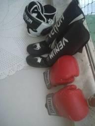 Kit para treinamento Boxe