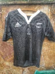 Camisa Rugby All Black edição especial
