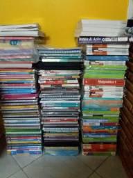 Venda de livros usados (seminovos).
