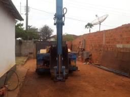 Caminhão  Retro  escavadeira