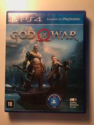 God of War PS4 JOGO