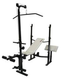 Estação Musculação Banco Supino SP-3300 Pro