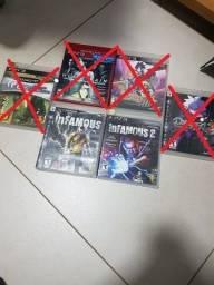 Jogos PS3 - R$ 30,00 cada