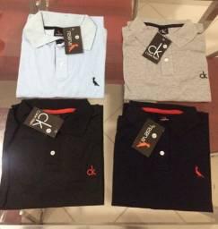 Camisas Polo de ótima qualidade