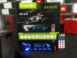 Radio Ecopower Bluetooth