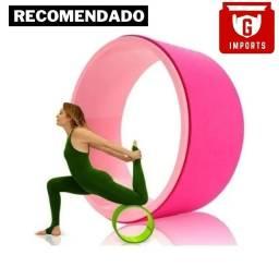Roda Anel Yoga Pilates Magic Wheel Roda Magica