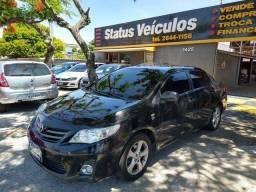 COROLLA 2011/2012 1.8 GLI 16V FLEX 4P AUTOMÁTICO
